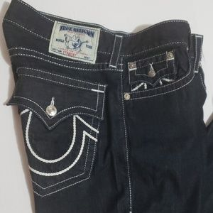 True Religion Straight denim Jeans